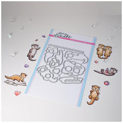 Heffy Doodle - Cutting Dies - Otter Side
