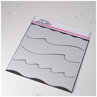 Heffy Doodle - Stencil - Stormy Seas