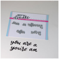 Heffy Doodle - Heffy Cuts - Dies - You are