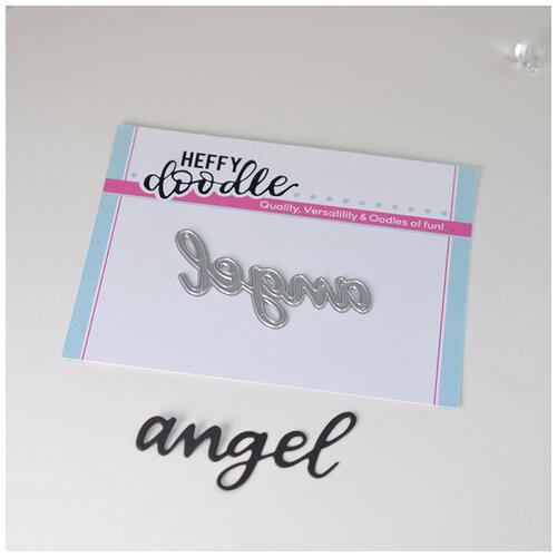 Heffy Doodle - Heffy Cuts - Dies - Angel