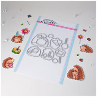 Heffy Doodle - Cutting Dies - Quill You Be Mine