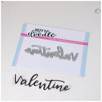 Heffy Doodle - Heffy Cuts - Dies - Valentine