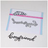 Heffy Doodle - Heffy Cuts - Dies - Boyfriend