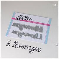 Heffy Doodle - Heffy Cuts - I Love You Shadow