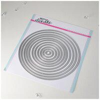 Heffy Doodle - Cutting Dies - Skinny Circle Frames