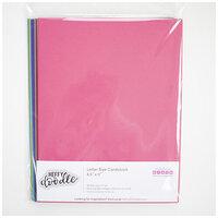 Heffy Doodle - 8.5 x 11 Colored Cardstock - Multipack - 24 Pack
