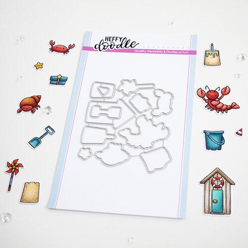 Heffy Doodle - Cutting Dies - A Little Shellfish