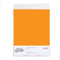 Heffy Doodle - 8.5 x 11 Colored Cardstock - Pumpkin Patch
