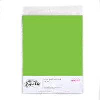 Heffy Doodle - 8.5 x 11 Colored Cardstock - Kiwi Crush
