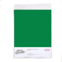 Heffy Doodle - 8.5 x 11 Colored Cardstock - Wintergreen