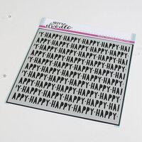 Heffy Doodle - Stencils - Lots of Happy