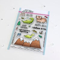 Heffy Doodle - Clear Photopolymer Stamps - Highland Honeys