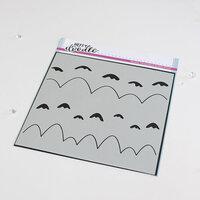 Heffy Doodle - Stencils - Marvellous Mountains