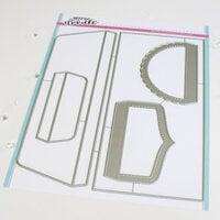 Heffy Doodle - Dies - Slimline - Envelope 10