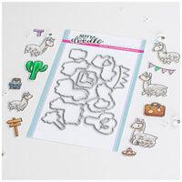 Heffy Doodle - Dies - Llamazing Llamas