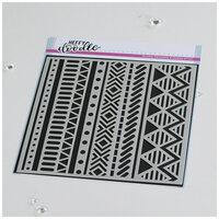 Heffy Doodle - Stencils - Fiesta Time