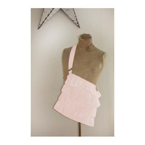 Melissa Frances - Fabric Purse - Pink