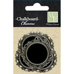 Melissa Frances - Chalk Talk Collection - Chalkboard Charms