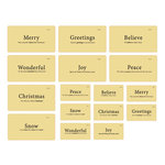 Melissa Frances - Deck the Halls Collection - Christmas - Flashcards