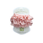 Melissa Frances - Ribbon - 2 Layer Silk - Pink and Peach