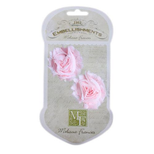 Melissa Frances - Shabby Flowers - Pink