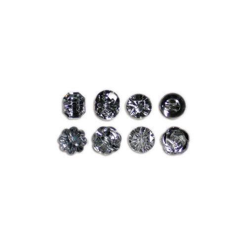 Melissa Frances - Reproduction Glass Button Assortment