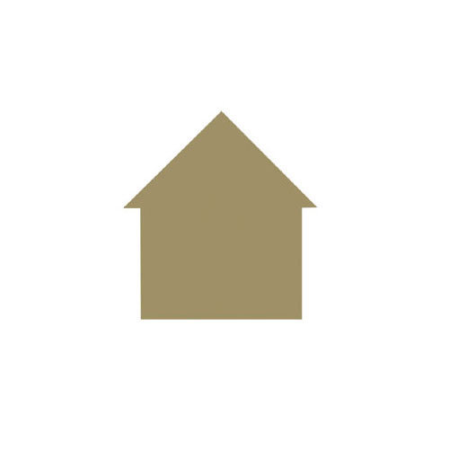 Melissa Frances - Chipboard House Backdrop - Pack of 6