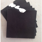 Melissa Frances - Envelope and Tags - Black