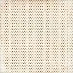 Melissa Frances - 5th Avenue Collection - 12 x 12 Paper - Ebony