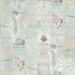 Melissa Frances - 5th Avenue Collection - 12 x 12 Paper - Hattie