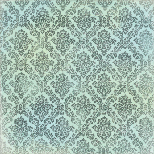 Melissa Frances - 5th Avenue Collection - 12 x 12 Paper - Geraldine