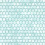 Melissa Frances - C'est la Vie Collection - 12 x 12 Paper - Aqua Doily