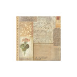 Melissa Frances - Attic Treasures Collection - 12 x 12 Paper - First Class Mail