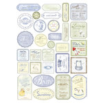 Melissa Frances - Heart and Home - Designer Stickers - Baby Boy, CLEARANCE