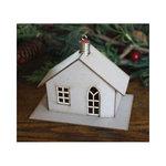 Melissa Frances - Christmas - Ornament - Cottage House