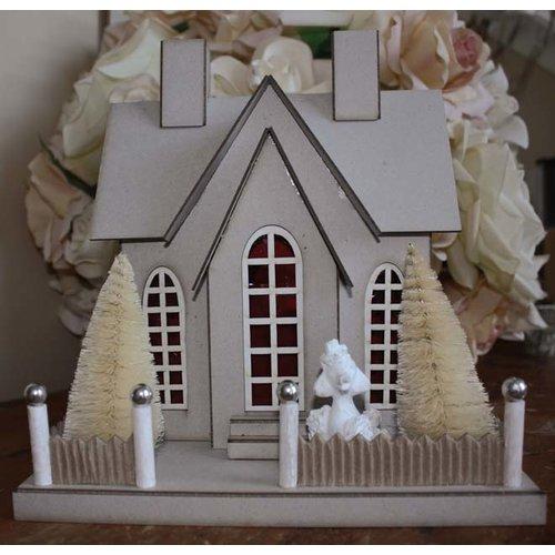 Melissa Frances - DIY House Kit - Large Queen Anne