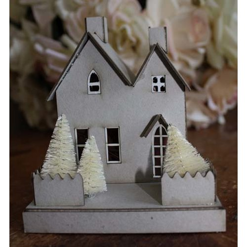 Melissa Frances - DIY House Kit - Twin Peaks