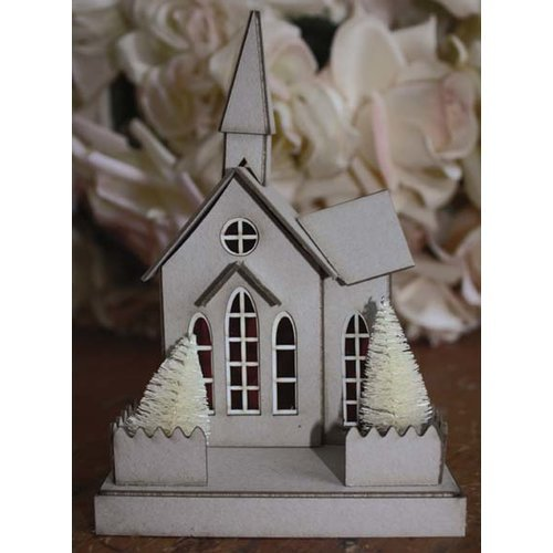 Melissa Frances - DIY House Kit - Steeple House