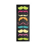 Hampton Art - Laugh Out Loud - Cardstock Stickers - Mustaches