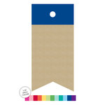 Hampton Art - Tags - Luggage - Flag