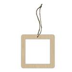Hampton Art - Tags - Wood Veneer - Frame