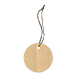 Hampton Art - Tags - Wood Veneer - Circle