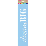 Hampton Art - 14 Inch Stencil - Dream Big