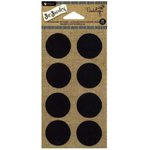 Hampton Art - Jar Jewelry - Chalkboard Stickers - Circle