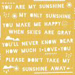 KI Memories - Mini Celebrations Collection - 12 x 12 Die Cut Lace Paper - Sunshine