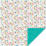 KI Memories - Playlist Collection - 12 x 12 Double Sided Paper - Pop Icon