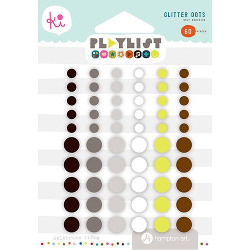 KI Memories - Playlist Collection - Glitter Dots - Neutral
