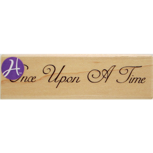 Hampton Art - 7 Gypsies - Wood Mounted Stamps - Once Upon A Time