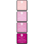 Hampton Art - Ink Pad - Passion Pink - 4 Pack