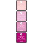 Hampton Art - Ink Pad - Passion Pink - 4 Pack